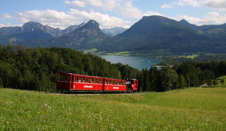 Schafbergbahn. (© Wolfgangsee Tourismus)