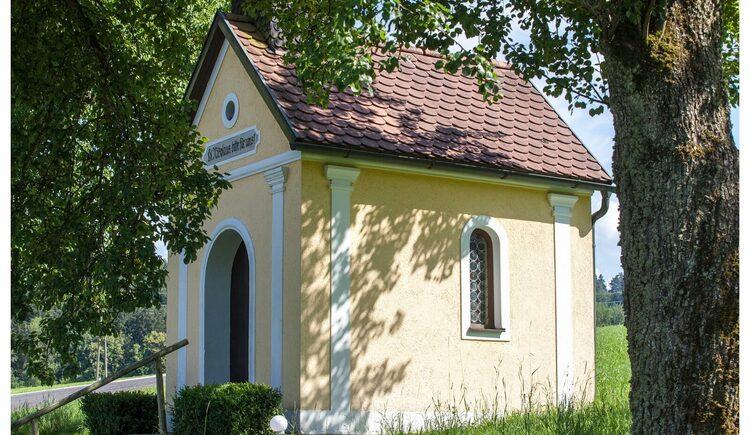 Nikolauskapelle (c) Horst Bachofner (© Horst Bachofner)