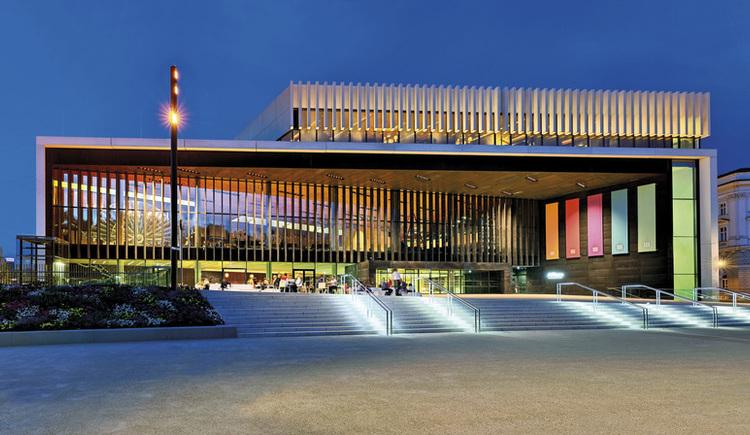 Musiktheater Linz (© LinzTourismus Johann Steininger)