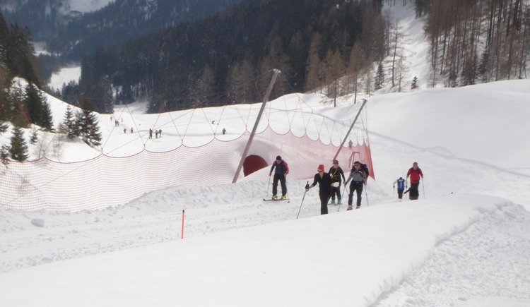 Skitour Wurzeralm (© HIWU)