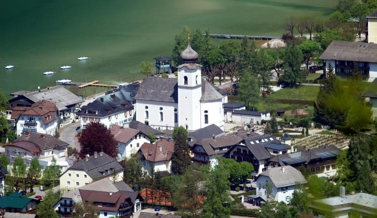 Kirche zum Hl. Sigismund. (© Paul Rauchenschwandtner)
