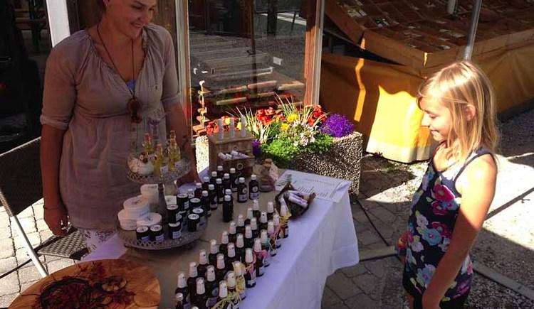 Bio-Markt in St. Wolfgang