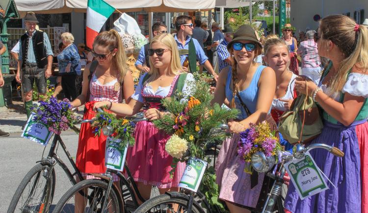 Mehr als 400 Teilnehmer starteten 2016 bei der Radlpirsch in Bad Goisern am Hallstättersee.