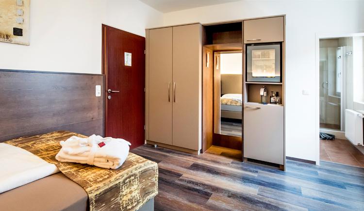 Example single room