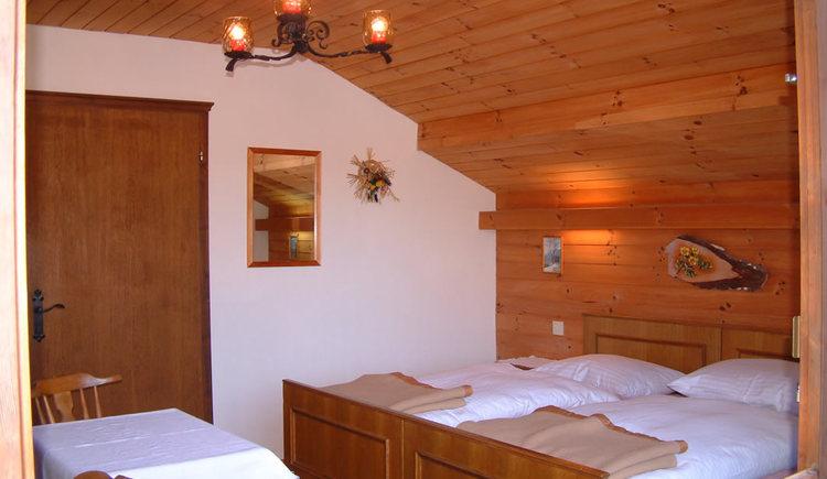 Doppelzimmer (© Fam. Pausenwein)