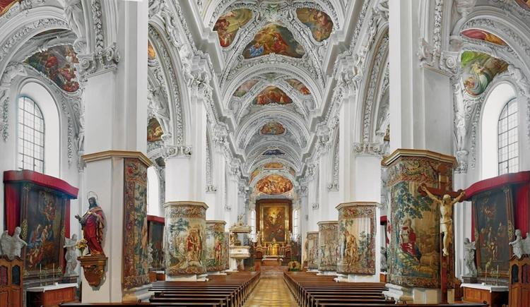 Stiftskirche (© Stift Kremsmünster)