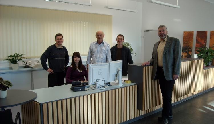 Gemeindeamt Hirschbach - Team (© Gemeindeamt Hirschbach)
