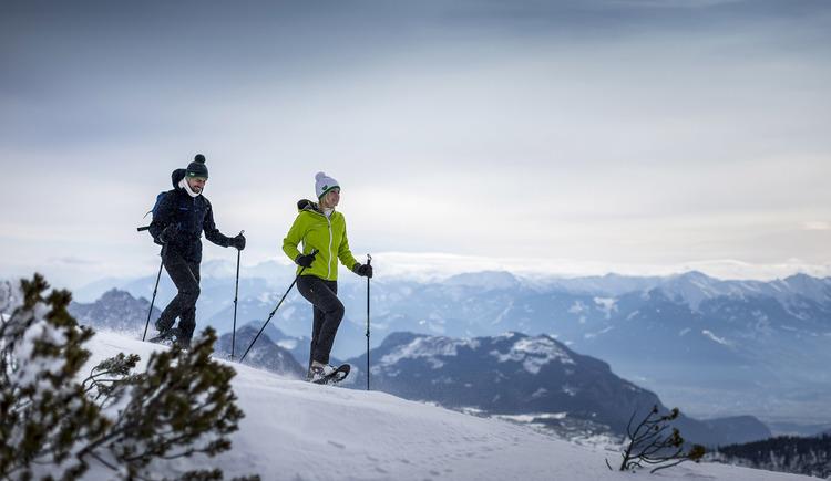 Schneeschuhwandern im Ausseerland - Salzkammergut (© TVB Ausseerland - Salzkammergut/Tom Lamm)