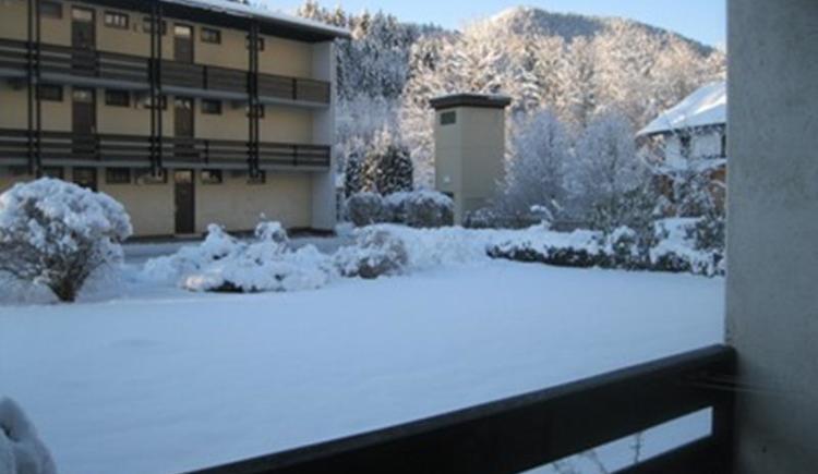 Hochschlagsiedlung Winter