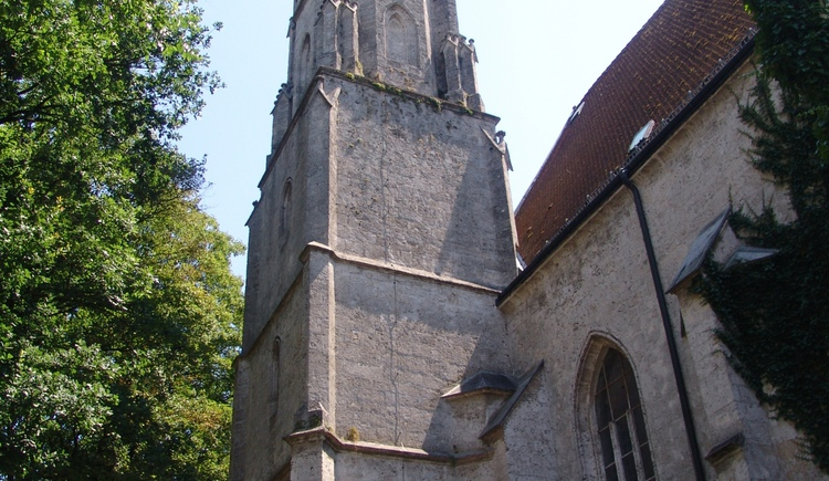 Bürgerspitalskirche (© TVB)