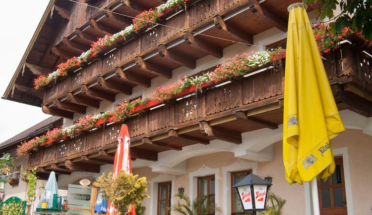Hotel Alte Post Aussenansicht