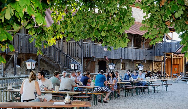 Burgschänke Frauenstein Mining