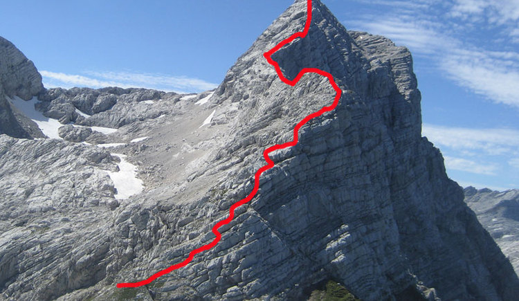TASSILO-Klettersteig am Schermberg - Grünau im Almtal