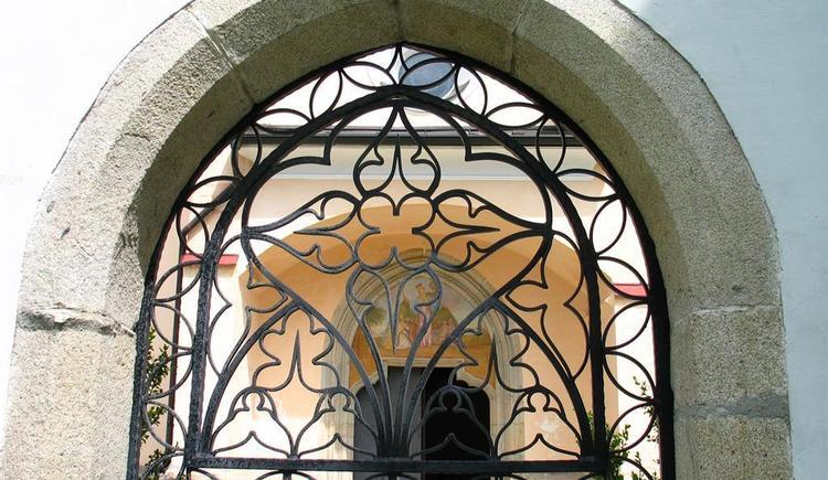 Zugang Maria Anger Kirche (© Bernhard Krenn)