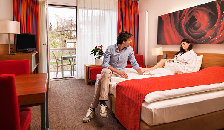 doppelzimmer (© Lebensquell Bad Zell)