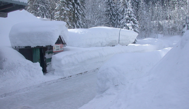 Eisbahn. (© Hotel Gasthof Gosauschmied)