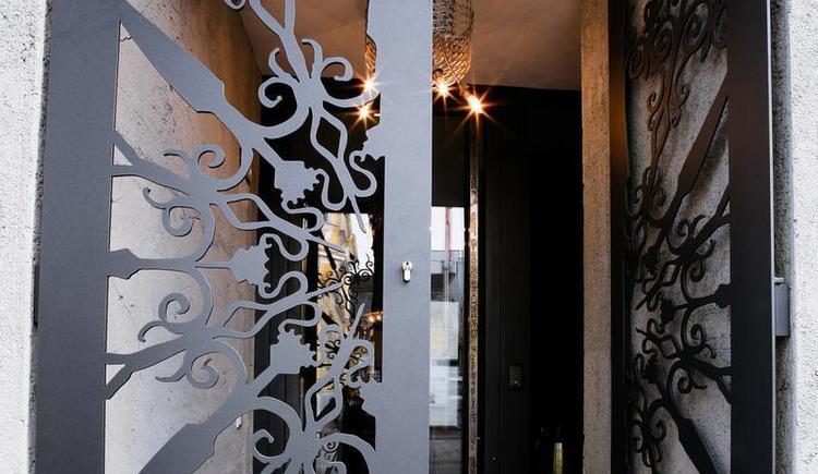Goldschmiedehaus - Eingangstür