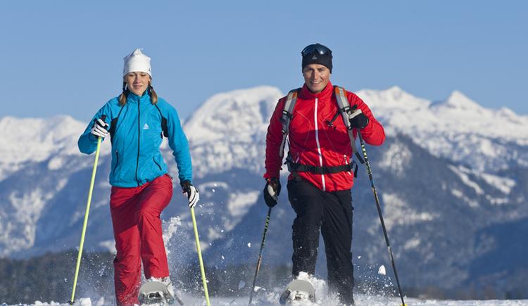 Schneeschuhwanderung (© Tourismusverband Ausseerland - Salzkammergut/Leo Himsl)