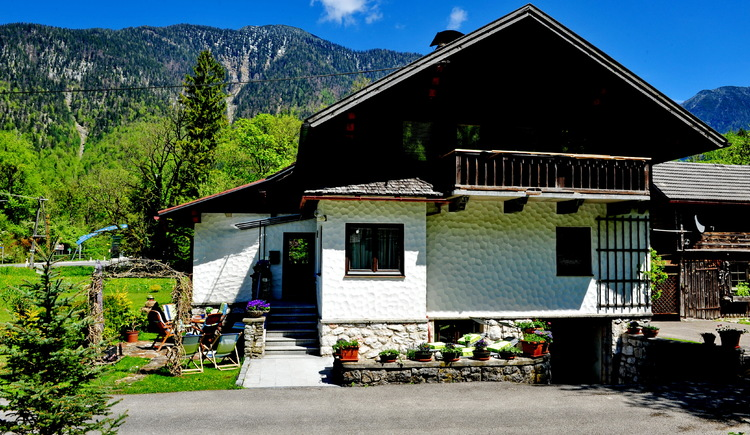 Ansicht des Haus Alpenblick