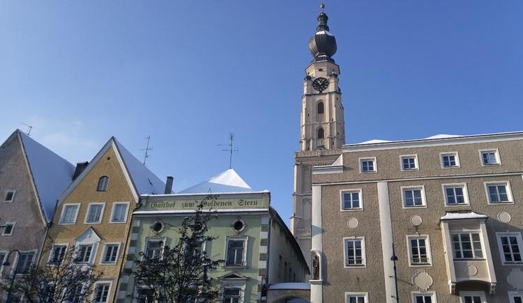 Stadtplatz (© MP)