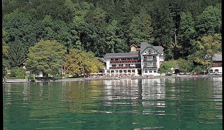 Gasthof & Hotel Fürberg, Sommeransicht