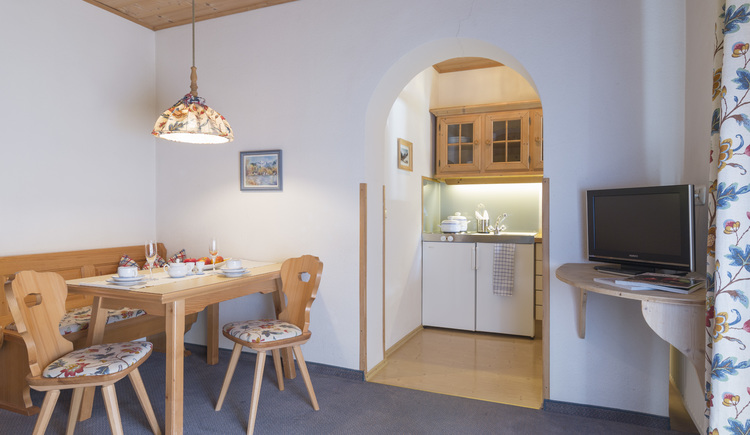 Ferienwohnung Girbl Küche