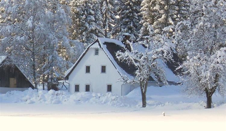 Winter in der `HUEM`