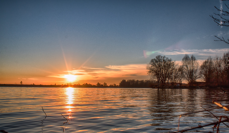 Au an der Donau, Aistmündung. (© Zobl Michael)
