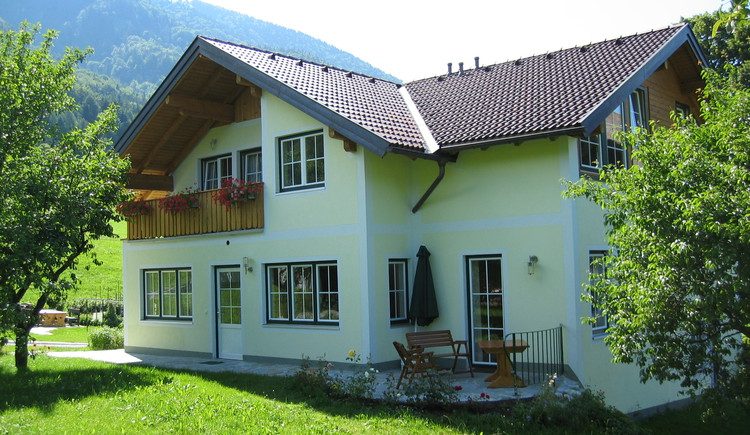 It belongs to the Guest House Hohenau.