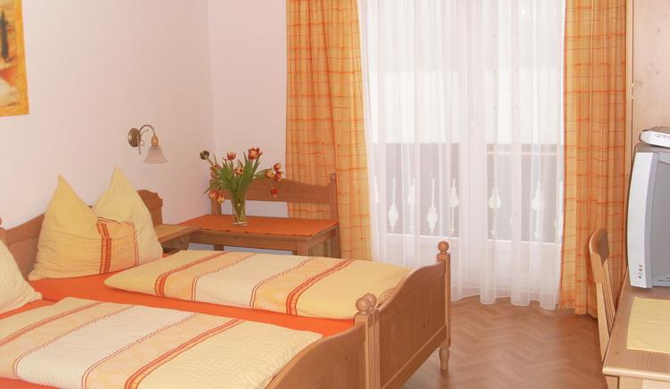 Haus Seehof, Zimmer