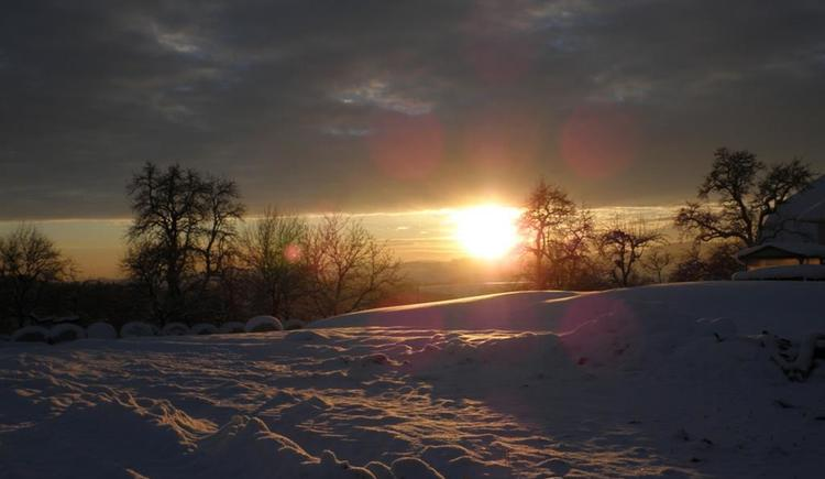 Sonnenaufgang (© Privat)