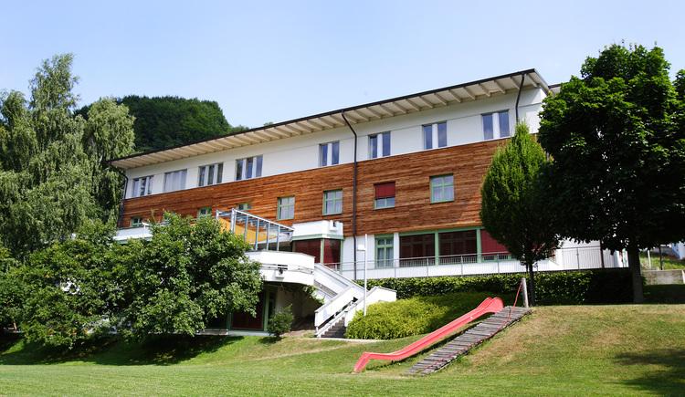 Landes-Jugendhaus Losenstein, Ansicht. (© Land Oberösterreich)