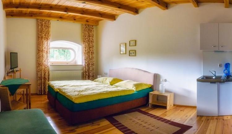 Zimmer Schlossbrauerei Weinberg (© Schlossbrauerei Weinberg)