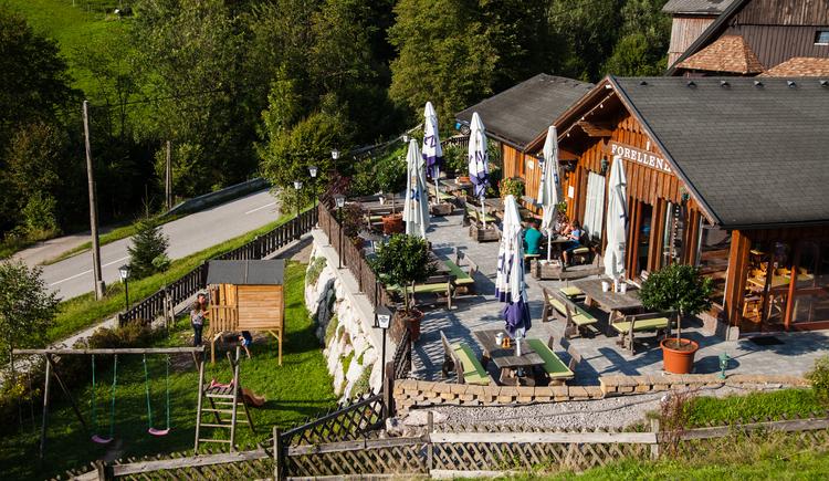 Gasthof Forellenhof - Laussa