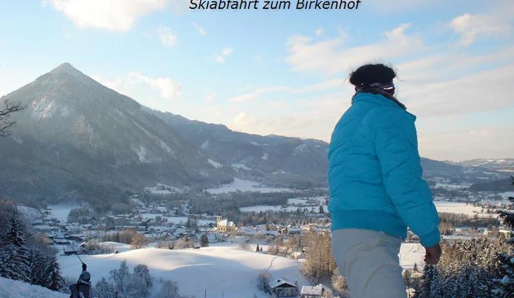Skifahrt zum Birkenhof