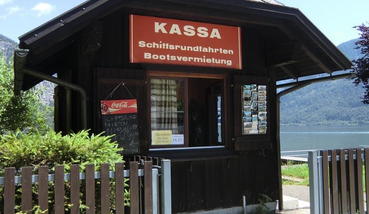 Bootsverleih Hemetsberger. (© Tourismusverband Dachstein Salzkammergut)