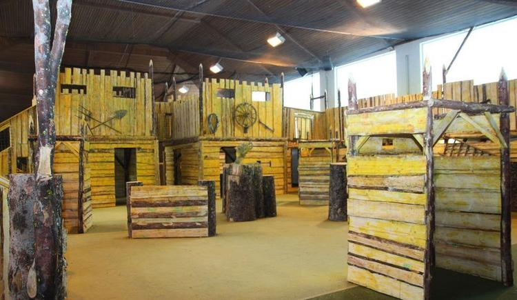 Paintballhalle