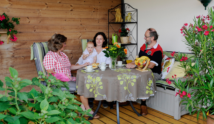 Privatzimmer Bachleitner in Maria Schmolln - Familie Bachleitner