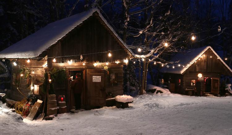 Die traditionelle Bergweihnacht in Gosau ist jedes Jahr ein Highlight. (© Viorel Munteanu)