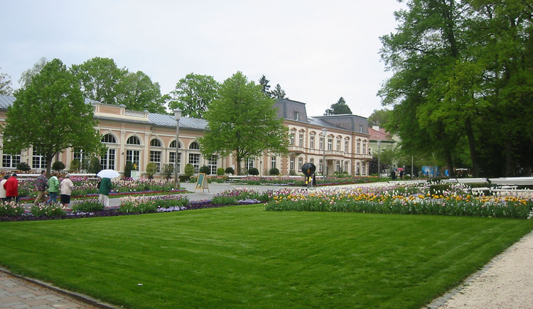Kurpark Bad Hall - Marienhof