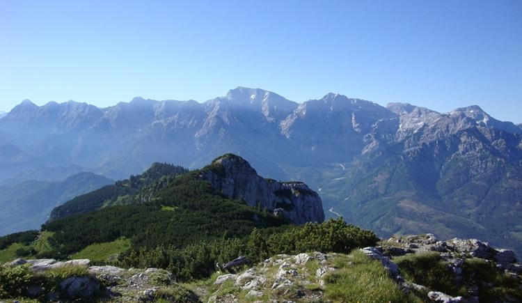Kasberg - Blick Totes Gebirge