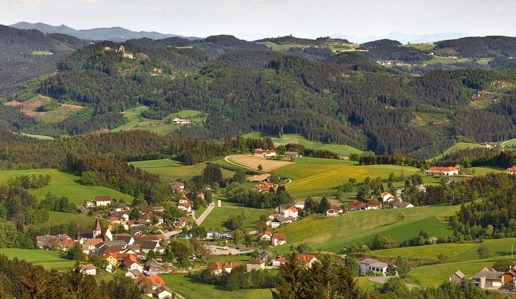 Blick in Richtung Ruttenstein