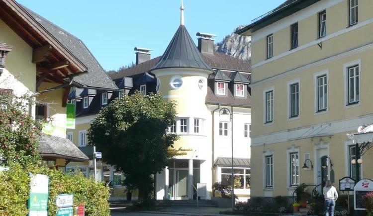 Bakery Frauenlob from outside (© TVB Fuschl am See)