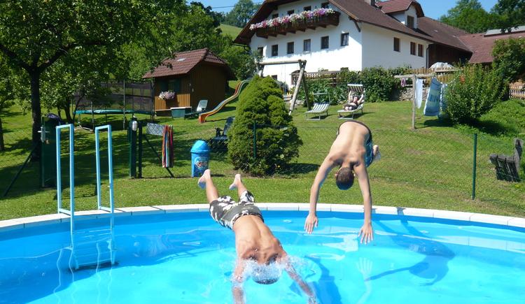 Camping Pfaffenlehen. (© Familie Unterbuchschachner)