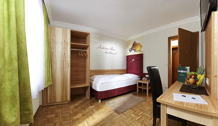 Einzelzimmer Premium, Gasthof Riedberg