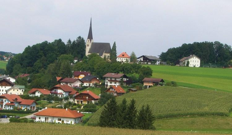 St. Georgen am Fillmannsbach. (© Gemeinde Handenberg)