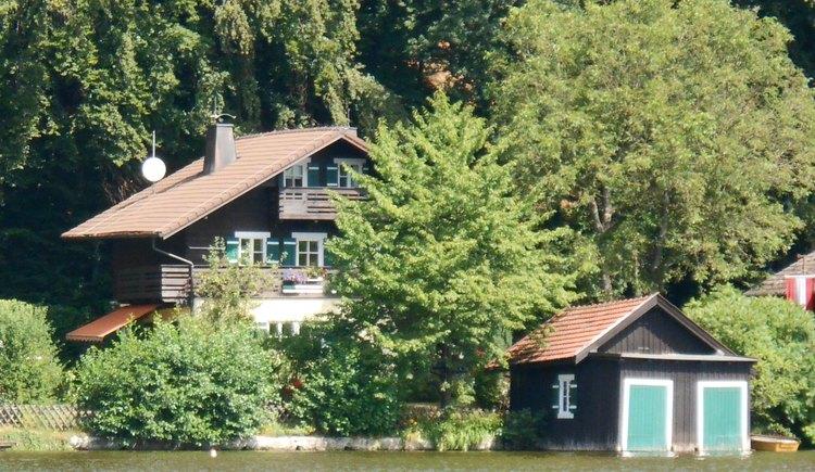 Charmantes Ferienhaus am Holzöstersee