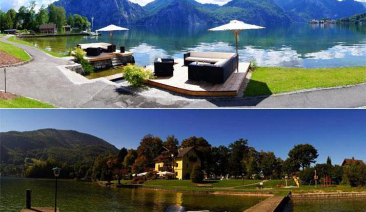 Restaurant_Spitzvilla_ Collage (© Spitzvilla - Fam. Ammering)