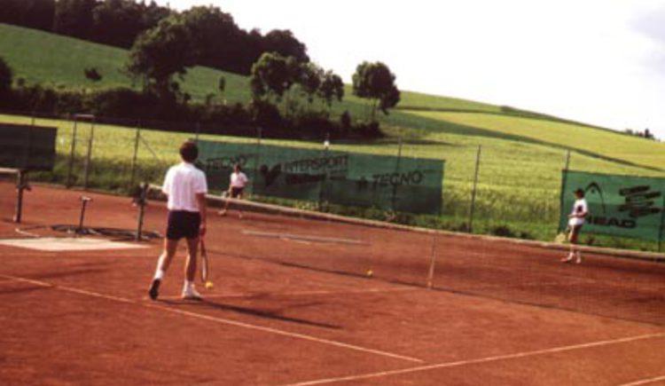 Tennisanlage Rottenbach (© Vianovis)