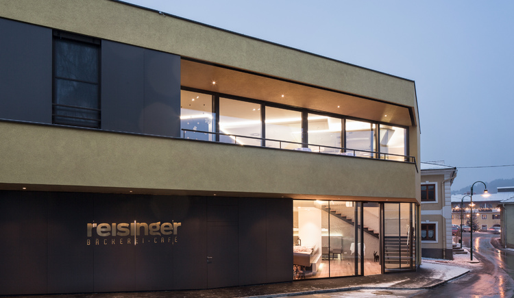 Bäckerei Cafe Reisinger (© Kurt Hörbst)